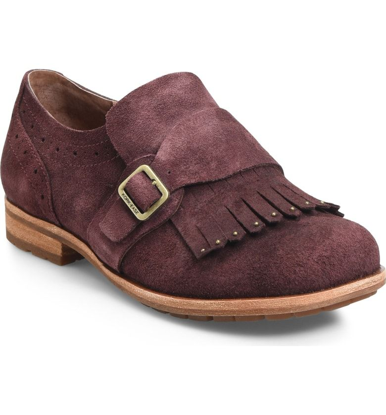 fb596aa53c1 How we adore the new Bailee Kiltie Moc by Kork-Ease