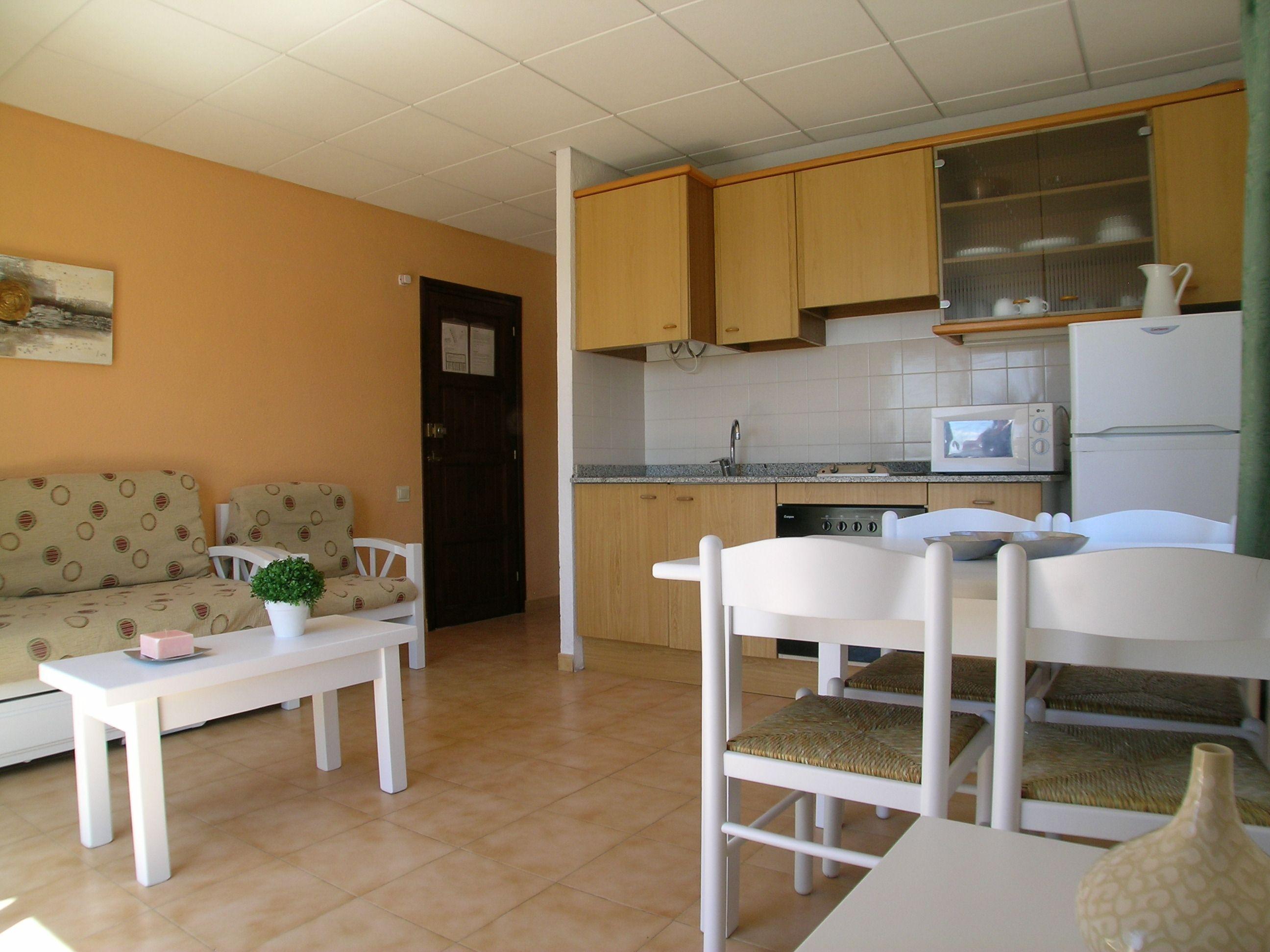 Comedor Apartamentos Fiesta-Park