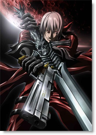 Dante Devil Hunter Devil May Cry