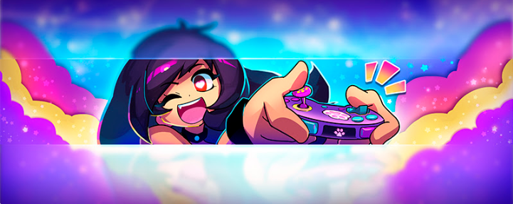 NEW CHANNEL BANNER IS UP! Thank you so much Miimows for
