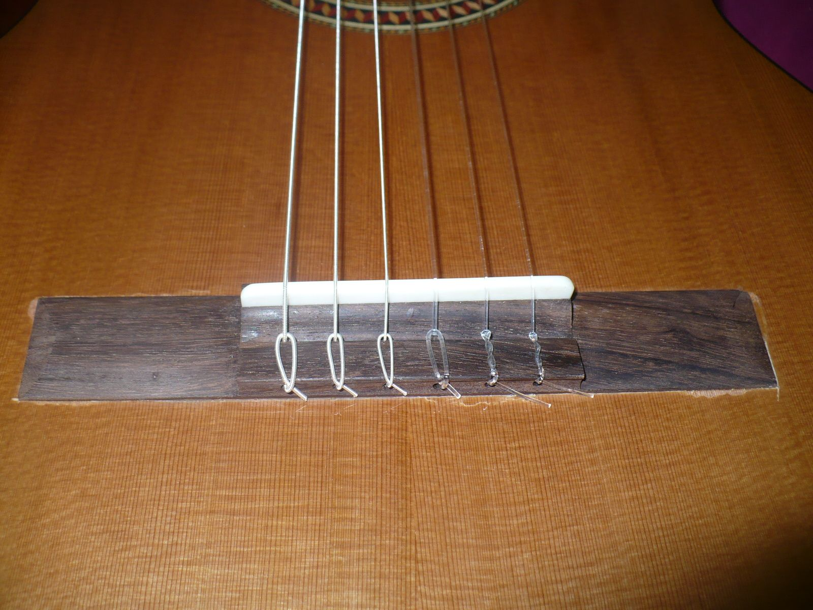 Pin On Classical Guitar Bridge Popped Off