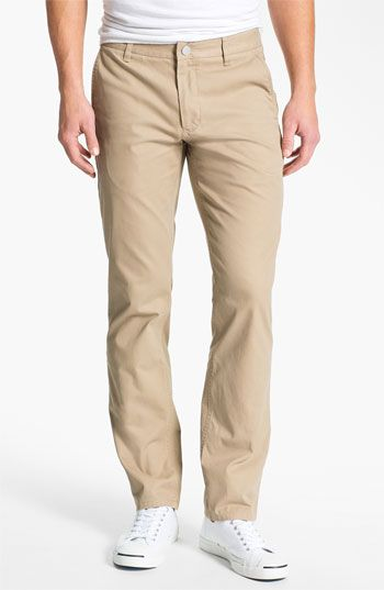 75e58780955d Bonobos Slim Straight Washed Cotton Chinos available at Nordstrom ...