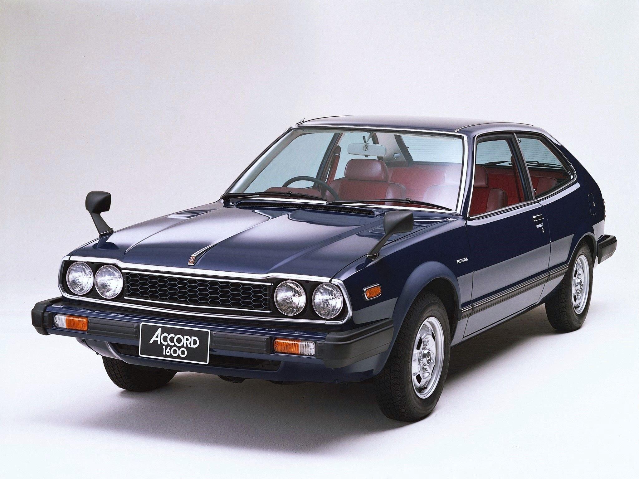 1976 Honda Accord 1600 LX (Japan) (With images) Honda