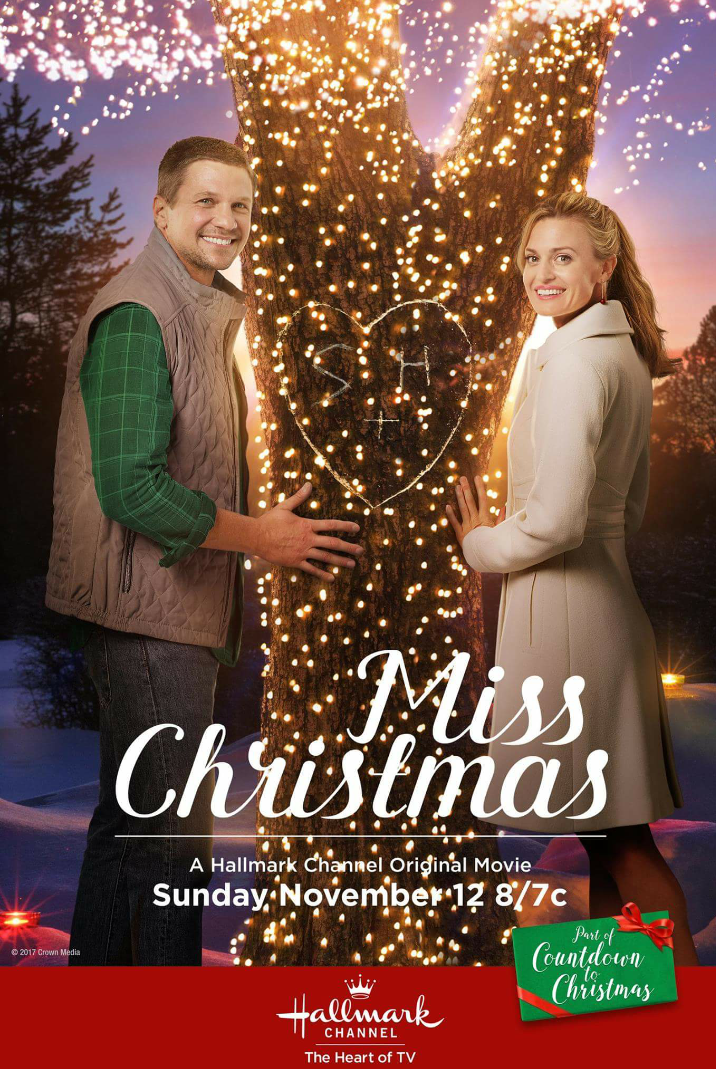 Miss Christmas 2017 Hallmark channel christmas movies