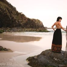 Drowning in Decadence, Byron Bay Fashion Shoot, Worth Photography