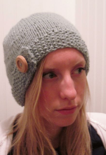 My Christmas present to Liz similar to a hat from Banana Republic