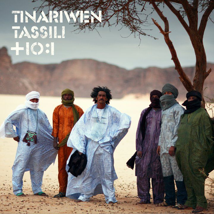 Hear TINARIWEN on FUNK GUMBO RADIO: http://www.live365.com/stations/sirhobson and https://www.funkgumbo.com
