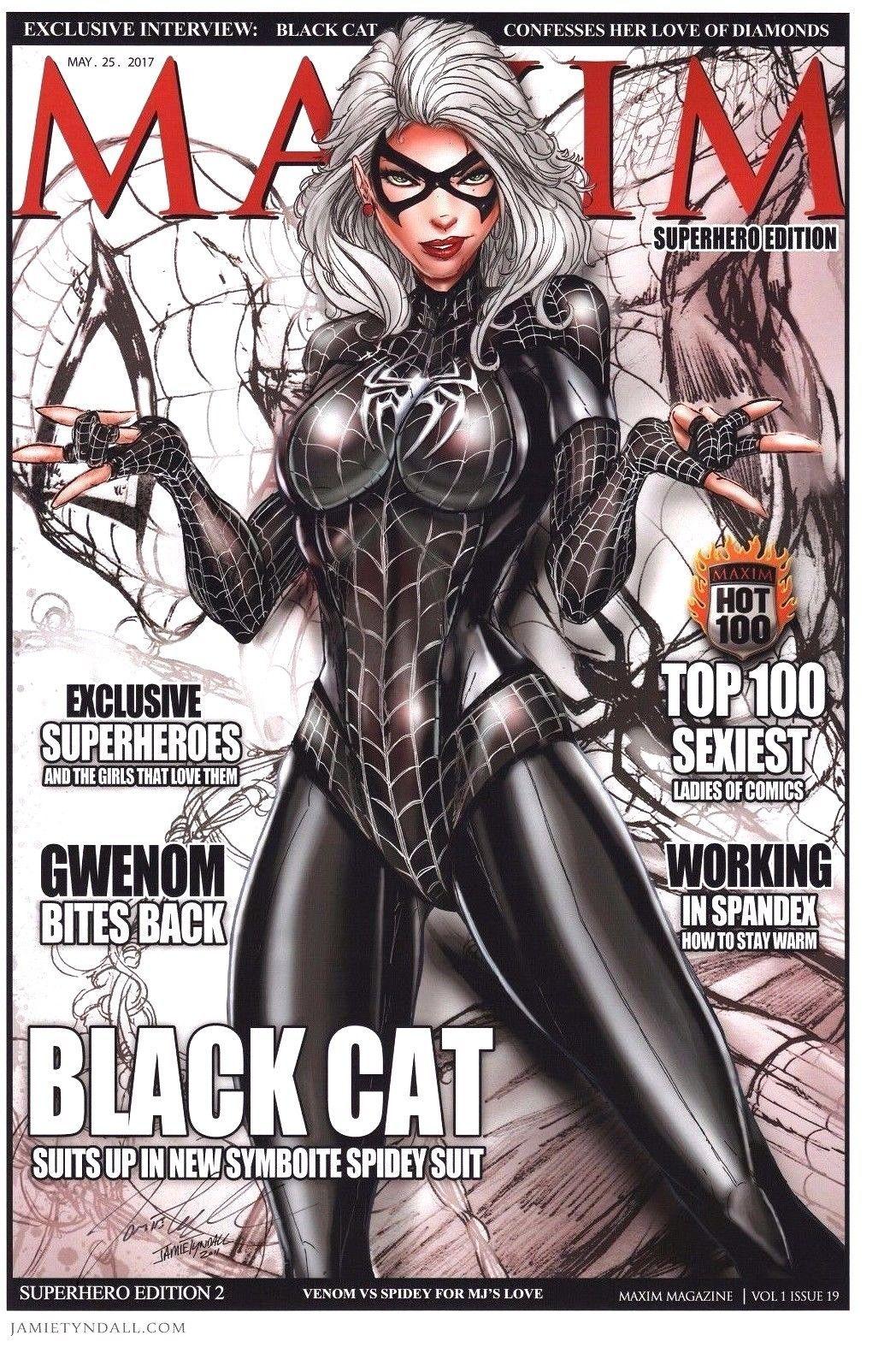 Black Cat ❤️