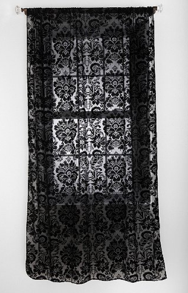 Bedroom Curtains Love This Pattern Gothic Home Decor Gothic