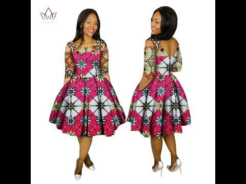 fce3c914c1 Trendy  Ankara Styles 2018  Exclusive And Stylish  Ankara And Asoebi Styles  For The Divas - YouTube