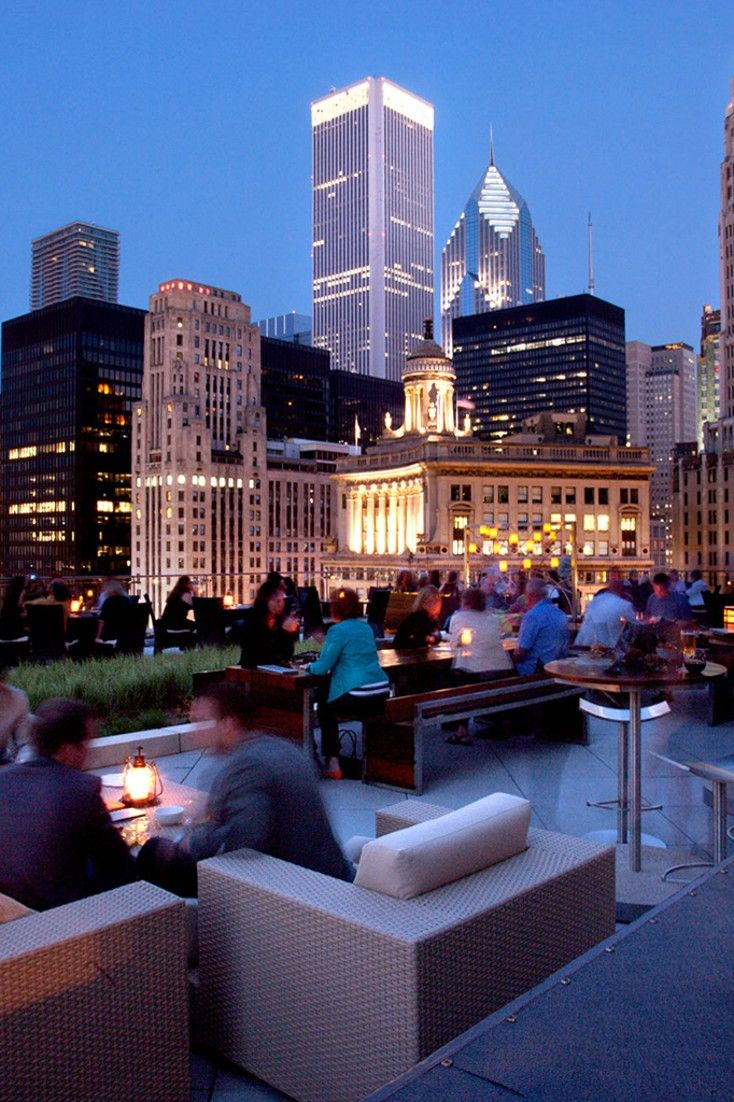 Head To The Terrace At Trump See Chicago S Summer Navy Pier Fireworks Jetsetter Hotel Illinois