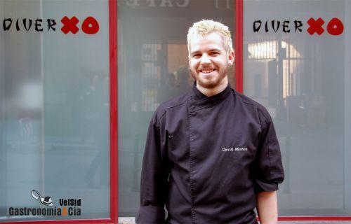 David Muñoz Premio Nacional De Gastronomía Diverxo Salsa Xo Pescado Seco