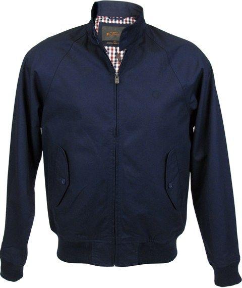 info for d25e8 27b42 Ben Sherman Harrington Jacket  London  Mod Retro Mens