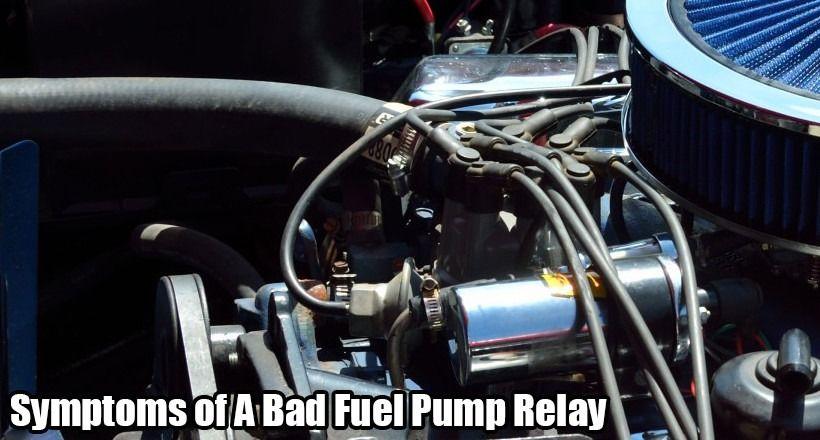 Symptoms of A Bad Fuel Pump Relay | trucks i like | Engine