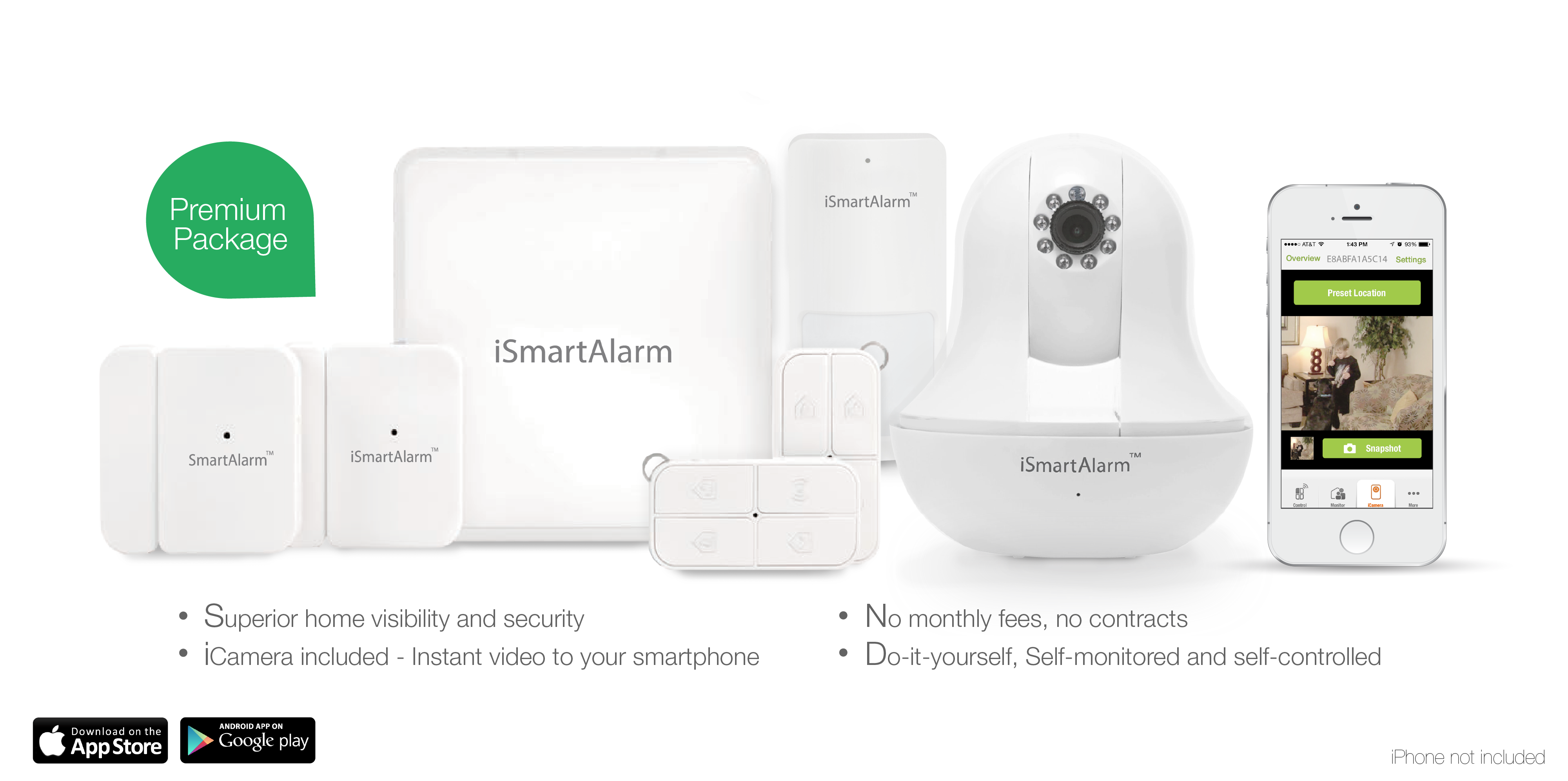 iSmartAlarm - Protect Your Home Intelligently