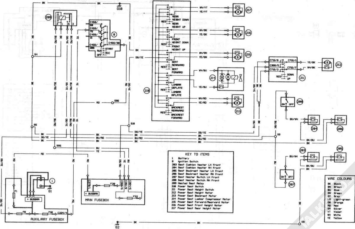 Fiesta St Wiring Diagram Throughout Webtor Me And