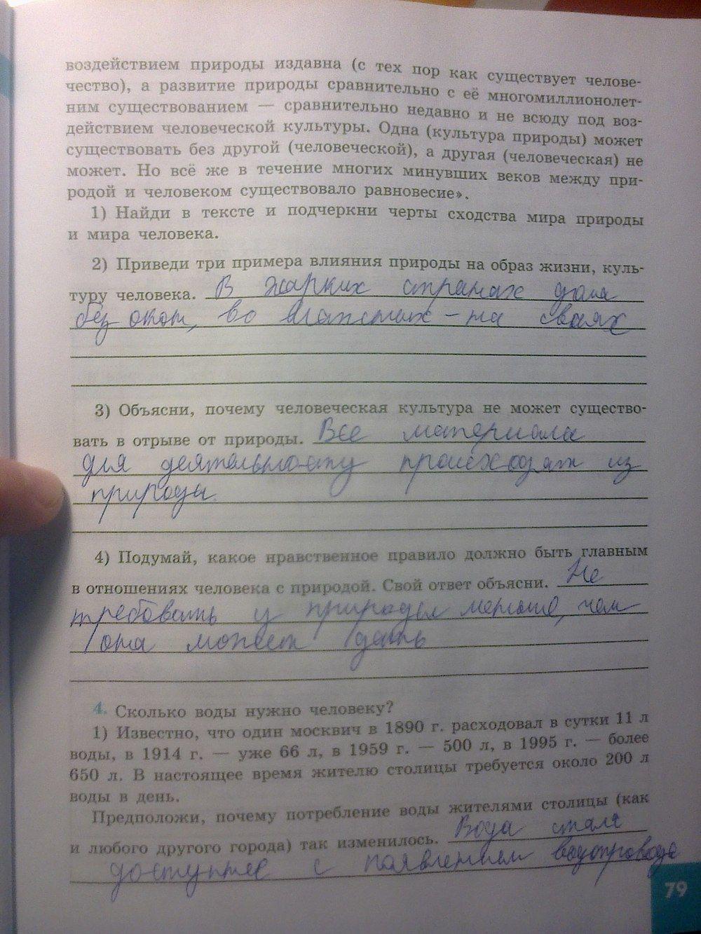 Готовые домашние задания по обществознанию 7 класса