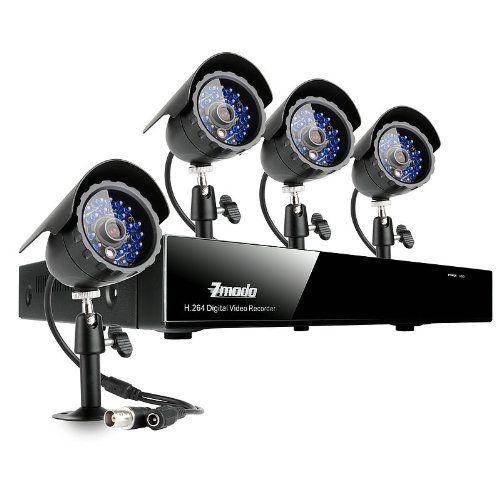 Zmodo Complete 8CH Video Security CCTV Surveillance Camera