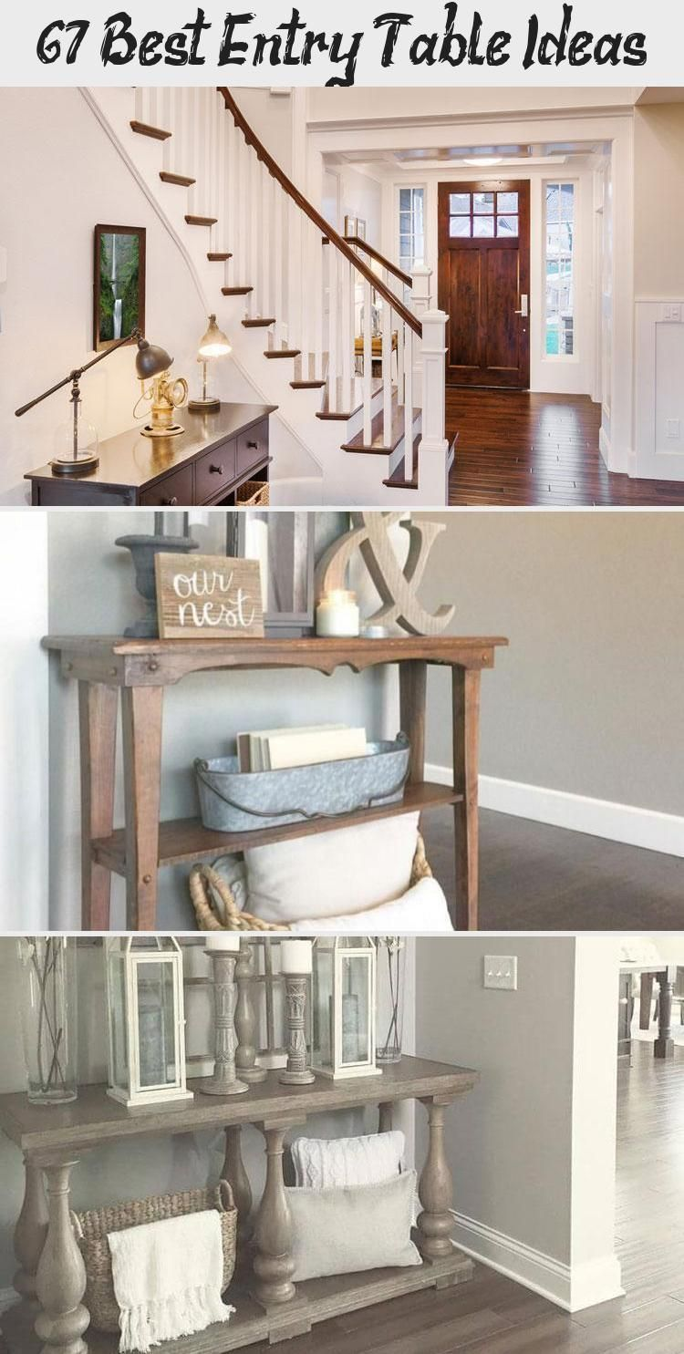 Photo of 67 Best Entry Table Ideas – Decor  Small Entryway Table Ideas – Best Entry Tab…