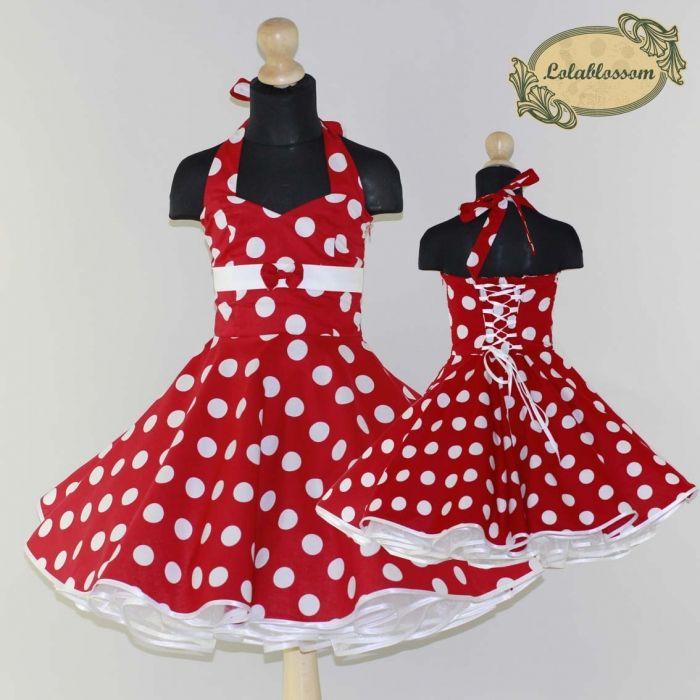 Kleid petticoat kinder