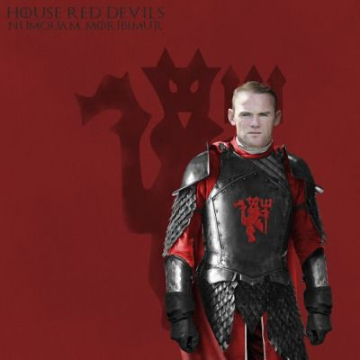 EPL, Game of thrones, Wayne Rooney