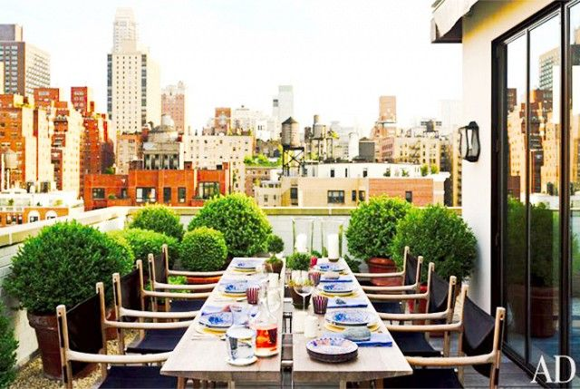 Gorgeous Outdoor Dining Rooms