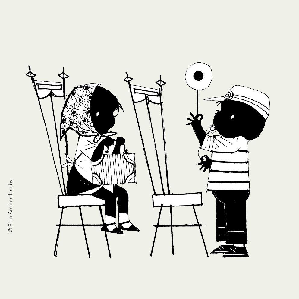 Pin Op Illustraties Van Fiep Westendorp