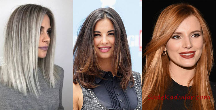 Bayram A Ozel Bayan Sac Modelleri 2020 Sac Renkleri Sac Uzun Sac