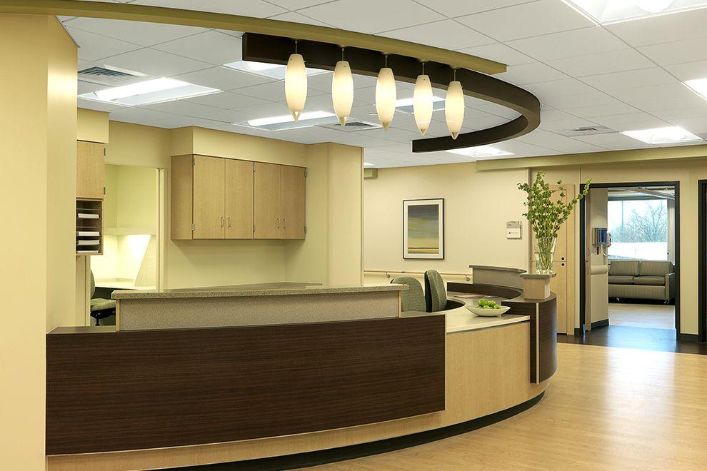 Western Missouri Medical Center Hmn Medical Office Interior Healthcare Interior Design Healthcare Design