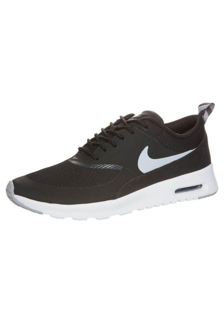 pretty nice 54477 29e54 Nike Sportswear AIR MAX THEA - Matalavartiset tennarit - musta - Zalando.fi