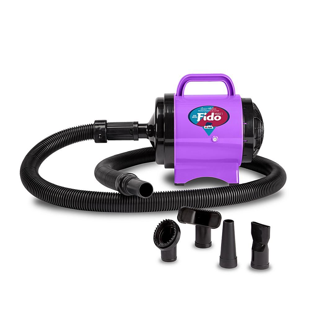 Cesar Millan Fido Max 1 Dog Dryer with 4 Nozzles Dog