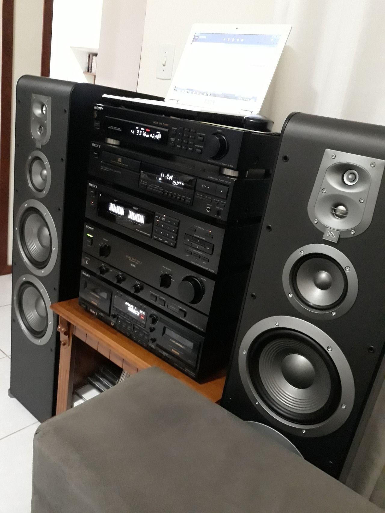 My Sound Sony Jbl Aparelho De Som Som De Casa Radio Antigo