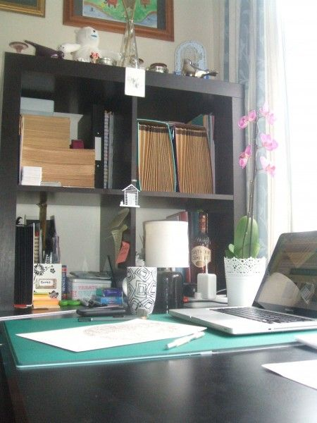 charlie trimm s front room workspace by charlie s hand