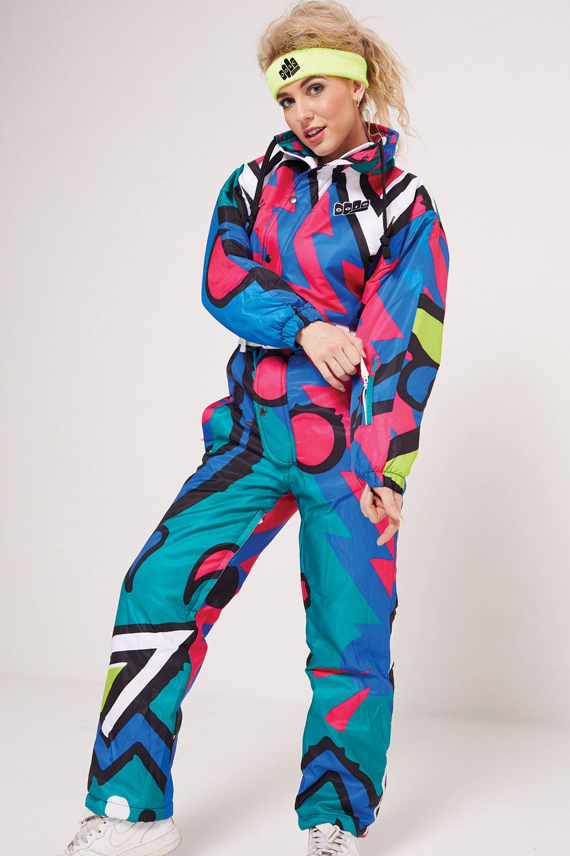 fresh prince oosc ski suit in 2020  fresh prince retro