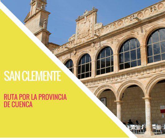 Visitamos Uno De Los Pueblos Más Turísticos De La Provincia De Cuenca San Clemente Sanclemente Cuenca España Turismo Tourism Viajes Viajes Rutas Turismo