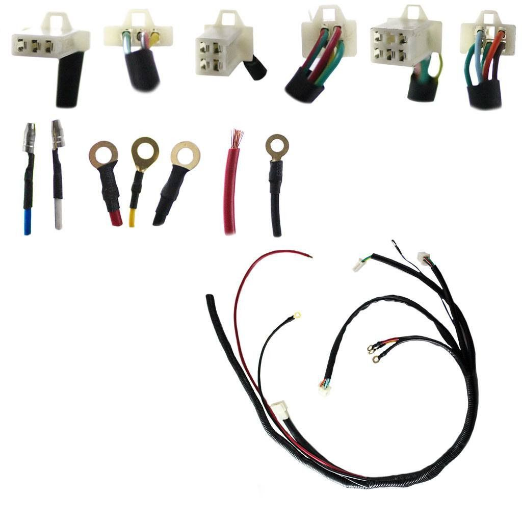 Chinese Wire Harness For Taotao Ate501 Electric Scooter Wiring Electrical Kit This Is An Oem Specifically To Fit The