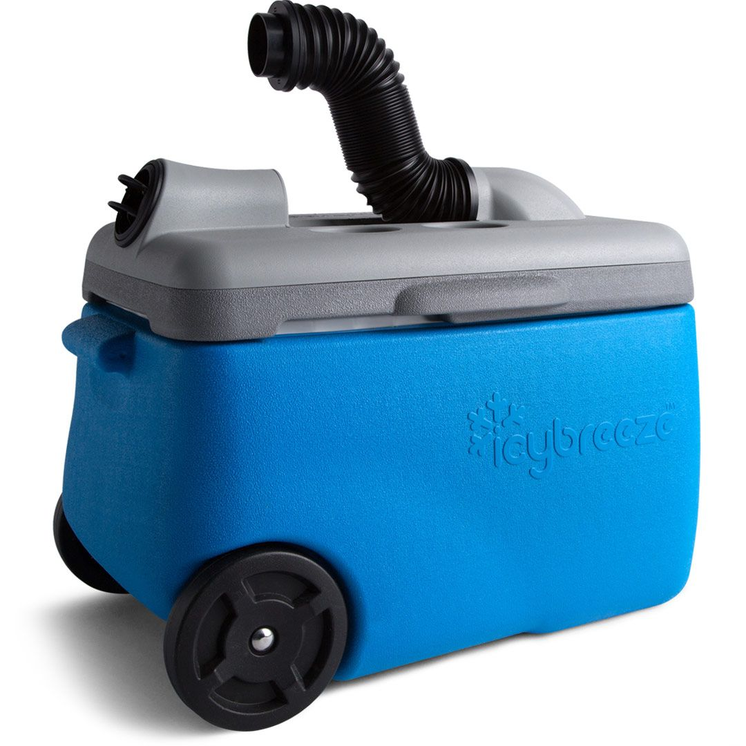 IcyBreeze Portable Air Conditioner and Cooler Portable