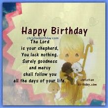 Image result for birthday blessings bible verses | Happy