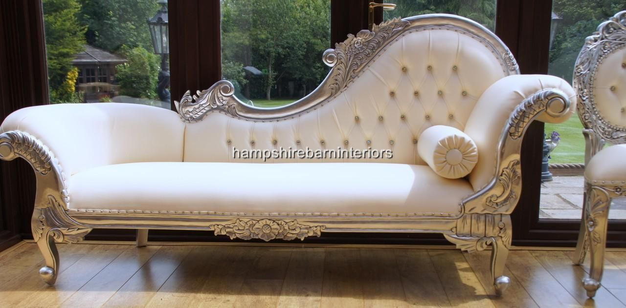 Drama Queen Chaise Luxury Italian Furniture Furniture
