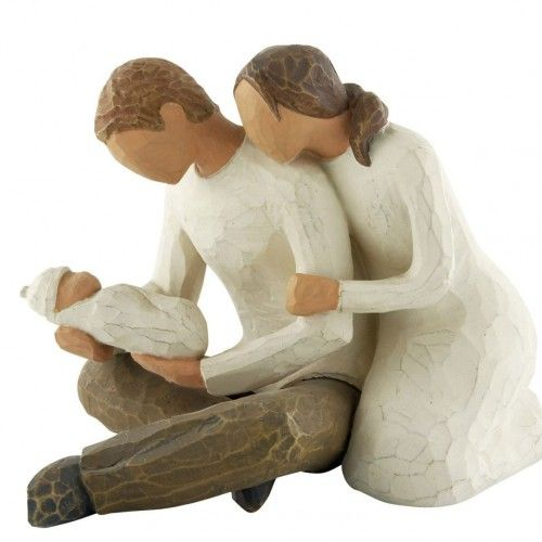 Willow Tree Figurines, Parents
