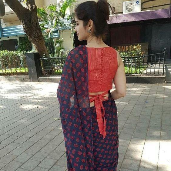 Bridal Blouse Designs 2020 Latest Saree Blouse Back Designs