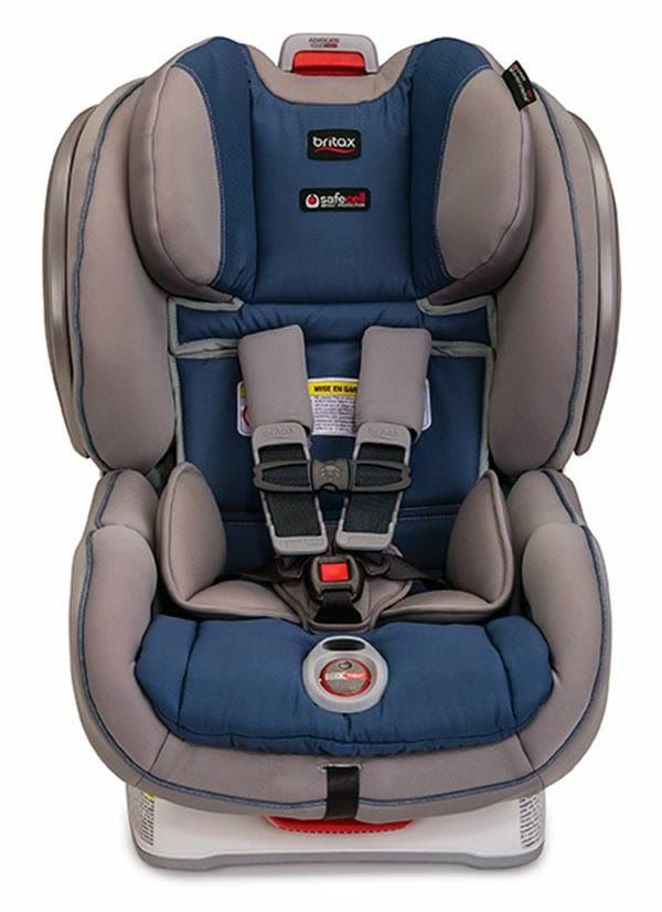 A Review Of The Britax Advocate Click Convertible Car Seat W Height Weight