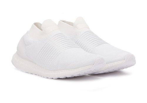 463021c06e79 adidas Ultra Boost Laceless Triple White BB6146 in offer! Find it now with  50% discount at 99.90€!