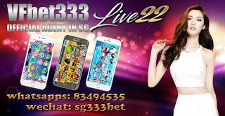 VFbet333 -- No.1 Singapore Online Casino --: VF BET333 No.1 Singapore Online Slot Site: SB BET3...