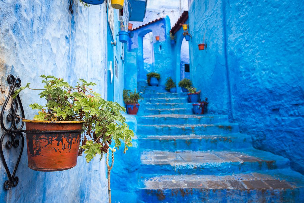 Chefchaouen Morocco 39 S Blue City Morocco City And