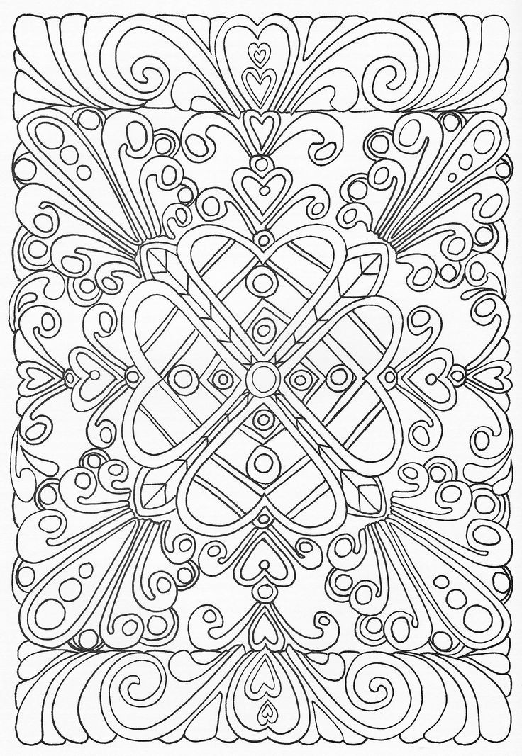 Image Result For Scandinavian Coloring Book