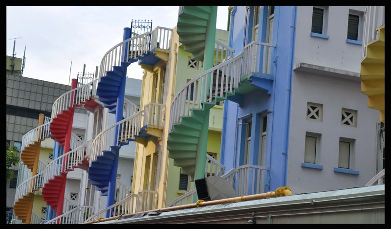 Best Colorful Staircases Of Bugis Village In 2019 Room 640 x 480