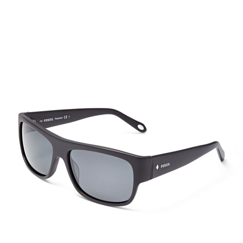 Decatur Polarized Rectangle Sunglasses - $95.00