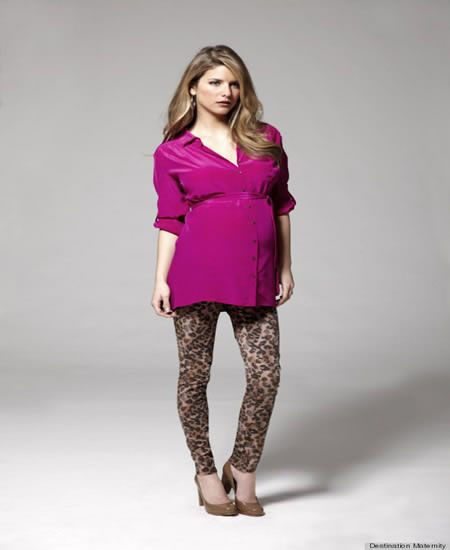 4ec099c1acd How To Choose Fashionable Plus Size Maternity Clothes