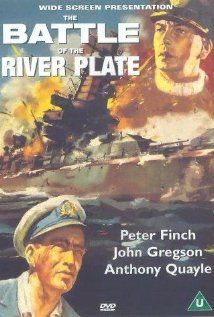 The Battle Of The River Plate 1956 Starring John Gregson